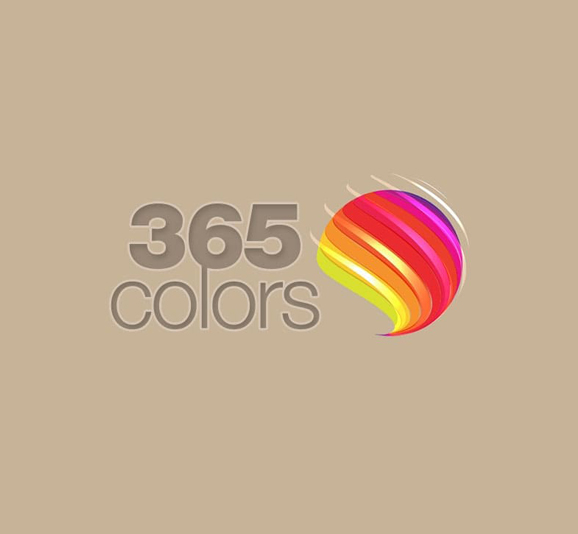 365 colors
